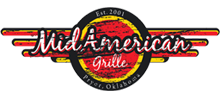 The Mid American Grille Logo
